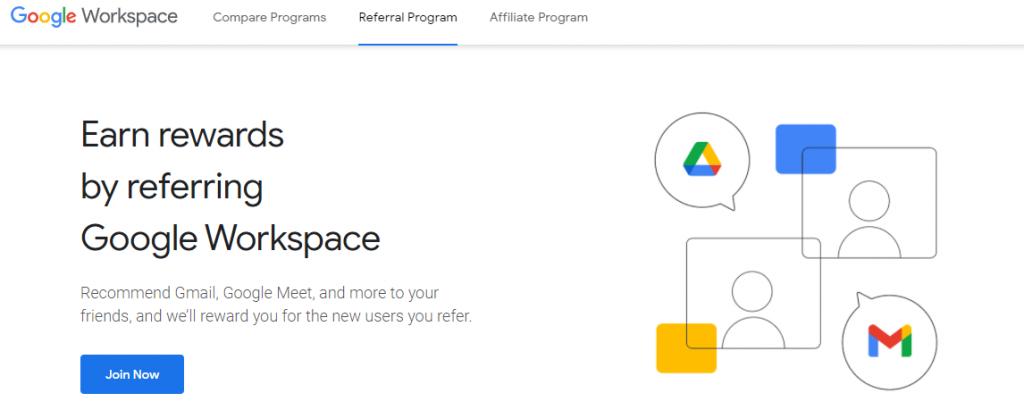 referral program example